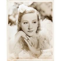 Foto Original Franciska Gaal Paramount Pictures Inc.1938