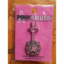 Hard Rock Cafe Pin - Pinktober 2013