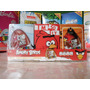 Huevo Sorpresa Tipo Kinder Angry Birds 6pz Sellada
