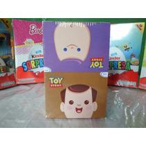 Huevo Sorpresa Tipo Kinder Toy Story 6pz Nueva Y Sellada