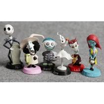 Set De Figuras De El Extraño Mundo De Jack
