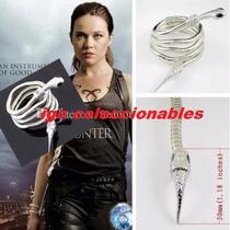 Brazalete Isabelle Cazadores De Sombras Mortal Instruments!!