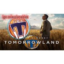 Tomorrowland Pin Broche Disney Igo Coleccionables Mercenvios