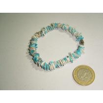 Collar De Conchas Trozadas Pedacería De Conchas Bisutería