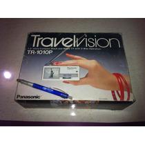 Televisión Panasonic Travelvision Antigua No Funciona 1981
