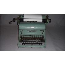 Maquina De Escribir Royal Mod Kmm12 Año 1939 **si Funciona**