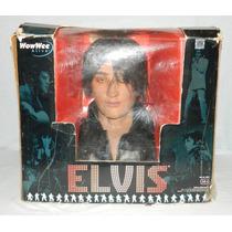 Wowwee Robot Busto Elvis Presley Canta Y Se Mueve Realmente