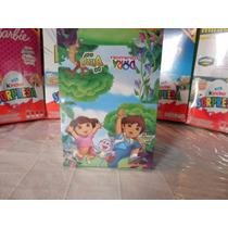 Huevo Sorpresa Tipo Kinder Dora Y Diego Go 6pz Sellada