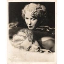 Fotografía Original Grace Moore Columbia Pictures