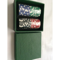 Dos Estuches Poker! Buchannans! Nuevas Sin Abrir!