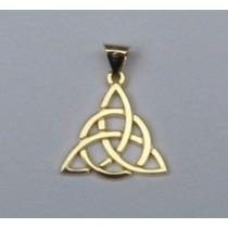 Triskel Triquetra Nudo Celta Amuleto Dije Druida Celta