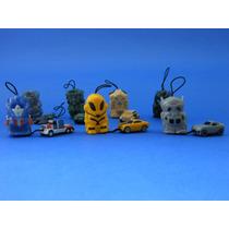 Transformers La Pelicula Colgantes Para Celular Serie 1