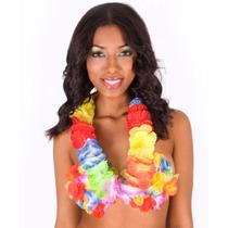 10 Collares Hawaianos Fiesta