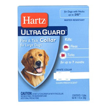 Collar Antipulgas Y Garrapatas Hartz Para Perro Y Gato