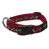 Collar Collar Rogz Perro Red Bones, L