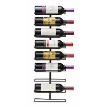 Estante Para Botellas De Vino De Pared Sorbus P/9