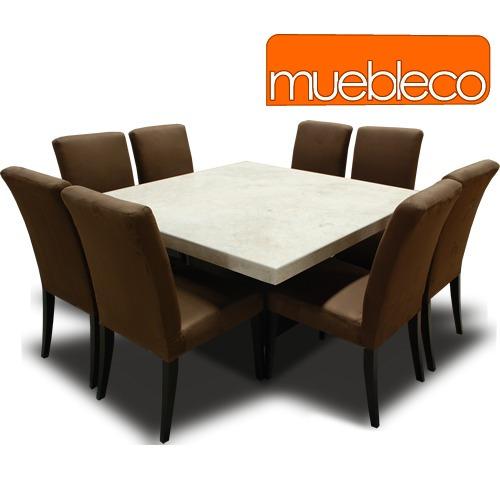 Mesas de comedor de marmol dise os arquitect nicos for Mesas de marmol para comedor