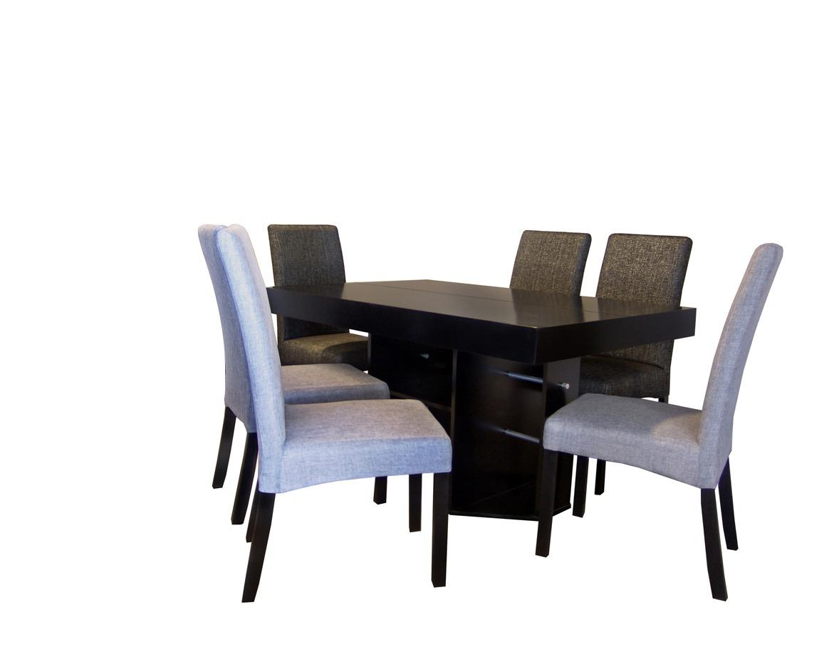 Muebles comedor mercadolibre 20170805111742 for Sillas tapizadas para comedor