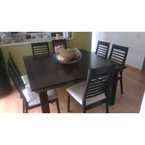 Comedor cuadrado para 8 personas hogar muebles y jard n for Comedor 8 personas cuadrado