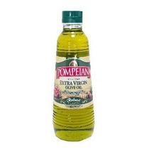 Pompeyano Importado De Oliva Virgen Extra Aceite De 16 Oz