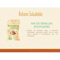 Mix Semillas Enchiladas Botana (48 Pzs De 100 Grs)