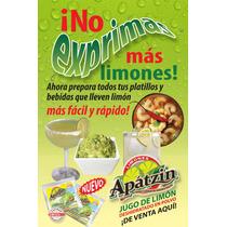 Jugo De Limon Deshidratado Apatzin.
