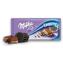 5 Chocolates Milka Oreo