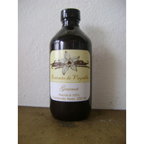 Extracto De Vainilla Natural Con Semillas 250 Ml - Organica