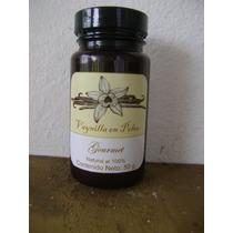 Tritura De Vainilla Natural Con Semillas 50 Gr - Organica