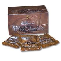 Chocolate Gourmet Orgánico Organo Gold Caja Con 15 Sobres