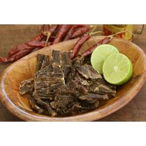 Carne Seca Con Chile Y Limón