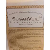 Sugarveil De 250g Para Tela De Azúcarazucar