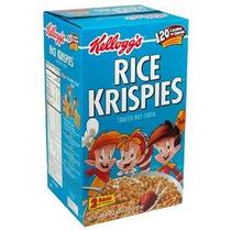 Rice Krispies Tostadas Cereales Arroz Cajas 34.4 Onzas