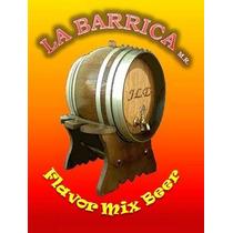 Micheladas De Sabores Con La Barrica Mr.