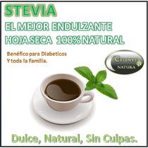 Stevia Hoja Entera 500gr El 2do A Mitad De Precio Monterrey