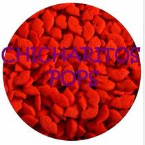 Confeti De Azucar Labios Rojos