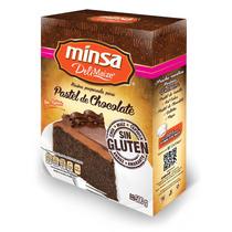 Harina Preparada Para Pastel De Chocolate Sin Gluten