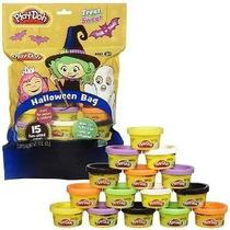 Tratar-sin-los-dulce Bolsa De Halloween 15 Latas De 1 Onza
