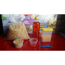 Palomitas Como En El Cine Maiz,sal,aceite