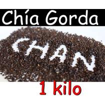 Semilla De Chan Chia Gorda 1 Kg Hyptis Suaveolens