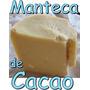 Manteca De Cacao Alimenticio Chocolate Grasa Aceite