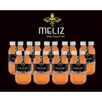 Miel De Abeja 100% Pura, Lote 12 Frascos De1kg, Multiflora