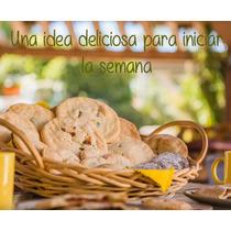 10 Coyotas De Leche Con Nuez ( Cajeta ) 100% Sonorenses