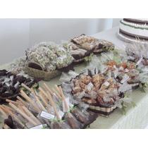 Mesa De Dulces Artesanales Para Tu Evento: Boda, Xv Años,etc
