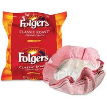 Café Folgers Tostado Clasico Con Filtro Caja Con 40 Paquetes