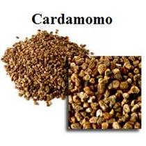 Cardomomo Semillas Frasco 100gr.