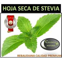 Hoja Seca Stevia Rebaudiana 2kg Triturada Envio Gratis