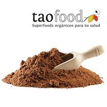 Cacao Orgánica Y Cruda En Polvo - 250g