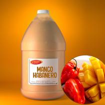 Salsa Alitas Sabor Mango Habanero / 4 Galones