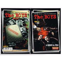 The Boys # 1 - Dynamite Comics - Editorial Panini